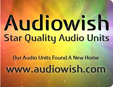 Audiowish - Star Quality Audio Units